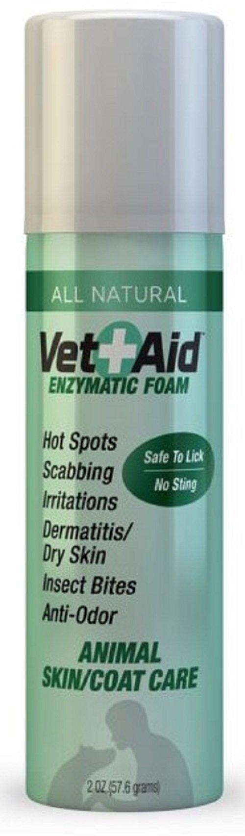Vet Aid Sea Salt Wound Care Foam, 2-Ounce by Vet Aid