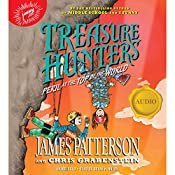 Treasure Hunters: Peril at the Top of the World | James Patterson, Chris Grabenstein, Juliana Neufeld - illustrator