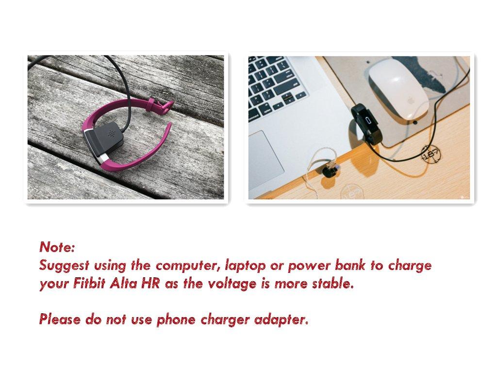 Amazon.com: BeneStellar - Cargador para Fitbit Alta HR con ...