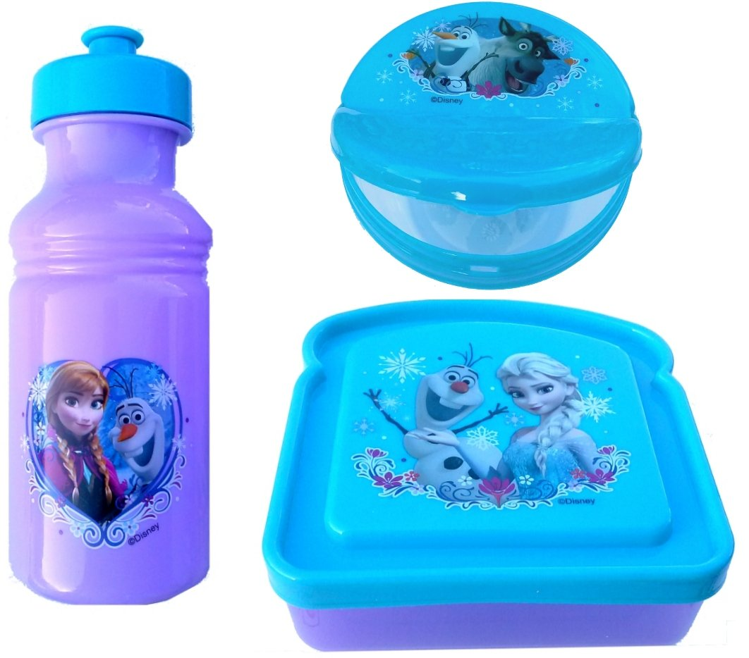 Disney Frozen 3-Pc Lunch Set