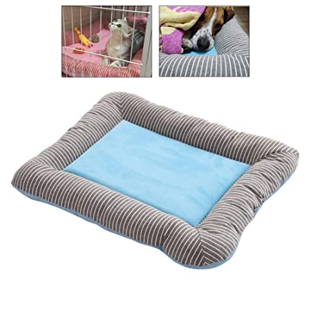 Jerome10Dan Cama para Mascotas, Mascotas Colchones para Gatos y Cachorros Disponibles para Todas Las Temporadas Perrera para Mascotas Perreras para Perros: ...