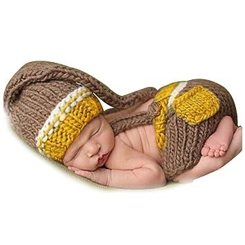 Tiaobug Foto-Shooting Neugeborene Baby Kostüm Fotografie Hut ...