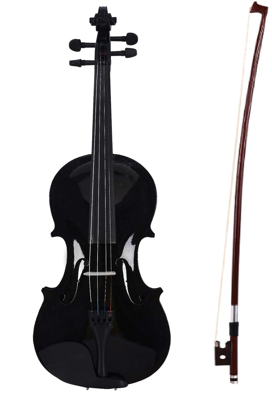Arctic Onyx Violin Kit - Violin 4/4 with case, bow & Rosin