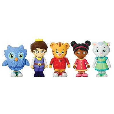 Daniel Tiger's Neighborhood Friends Figures Set: Toys & Games