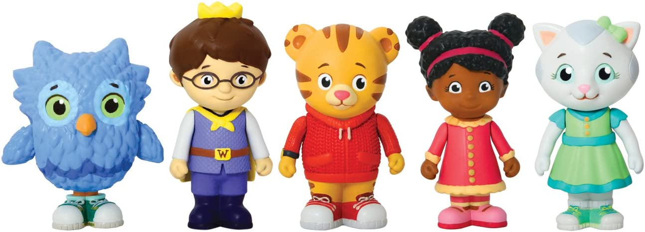 Daniel Tiger's Neighborhood Friends Figures Set