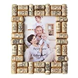 Best Giftgarden Picture Frames - Giftgarden Friend gift 5 by 7 Inch Picture Review