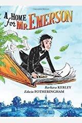 A Home for Mr. Emerson Hardcover