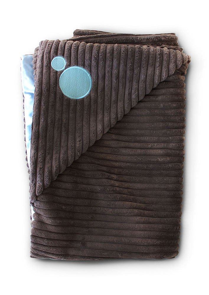 Belly Armor Belly Blanket Luxe - Aqua by Belly Armor (Image #1)