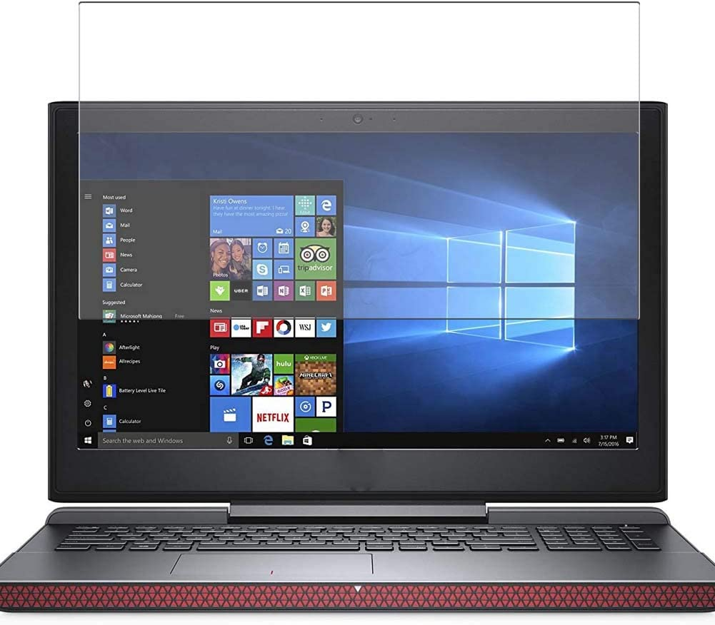 Puccy Privacy Screen Protector Film, Compatible with Dell Inspiron 15 7000 Gaming (7567) 15.6