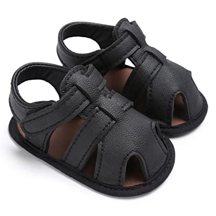 2717916b1746b Sandalias Para Bebés Xinantime Bebe Recien Nacido Verano Sandalias Zapato  Casual Zapatos Sneaker Antideslizante Suela Suave Sandalias de Punta  Descubierta ...