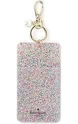 Kate Spade New York Women's Why Hello Glitter Id Clip, Multi