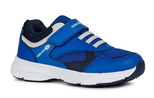 d7d18b0da03 Geox J845GA 0BC14 Zapatos Niño  Amazon.es  Zapatos y complementos