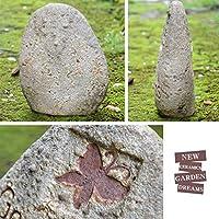 Esculturas De Jardín Estatuas Estatua del Jardín Decoración De Jardín Simulada De Bienvenida Piedra Decoración Signo Jardín (Color : Gray, Size : 19.5 * 9 * 23cm): Amazon.es: Hogar