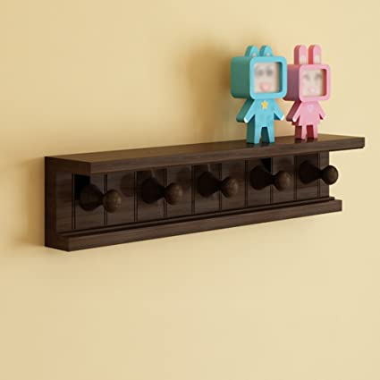 Amazon Nordic Coat Racks Wall Hanging Clothes Shelf Wooden Classy Lego Coat Rack