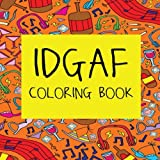 IDGAF Activity Book! The Subtle Art of Not Giving a Fck