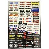 Factory Effex (10-68014) Sponsor/Logo Sticker Sheet