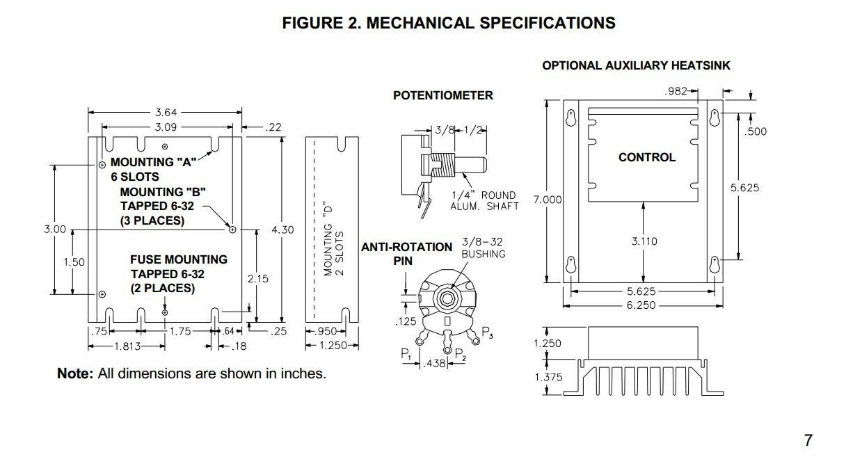 KB Electronics KBIC-240D DC motor control 9464 upc 024822093385 - -  Amazon.com