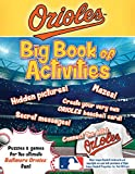Baltimore Orioles: The Big Book of Activities (Hawk's Nest Activity Books)