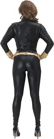 Rubies s – Disfraz Oficial de Marvel, Viuda Negra, para Adultos ...