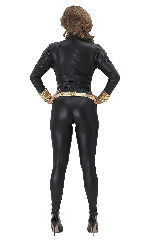 Rubies s – Disfraz Oficial de Marvel, Viuda Negra, para Adultos Oficial – Negro, Talla XS