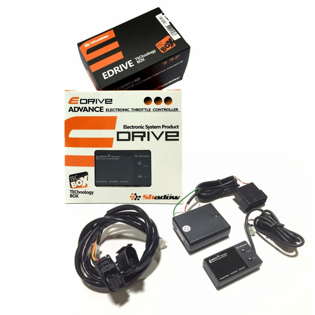 Shadow E Drive Advance 2 Electronic Throttle Controller Apexi Neo Wiring Mitsubishi Galant Outlander Fortis Lancer Evolution Delica 03kg Black Automotive