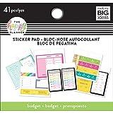 The Happy Planner - Tiny Sticker Pad - Budget