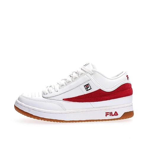 Fila Scarpe Urban 1010496 T1 Mid Uomo Sneakers Bianco Pelle Vintage  Heritage  Amazon.it  Scarpe e borse 6d53a569590