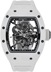 Richard Mille RM 055 Automatic-self-Wind Male Watch RM055 (Certified Pre-