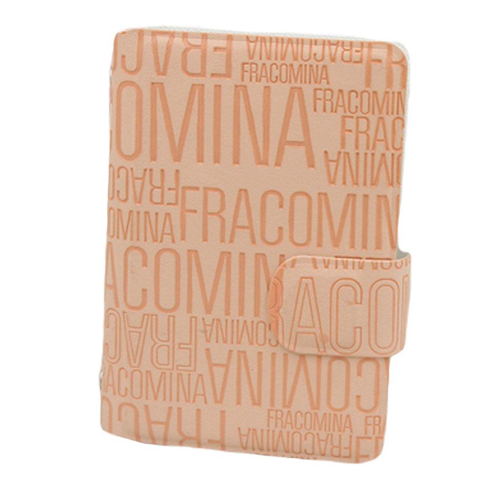 Beau sac de carte de titulaire de carte de crédit porte-monnaie, le gingembre Blancho Bedding