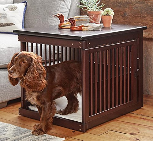 Orvis Wooden End Table Crate, Medium