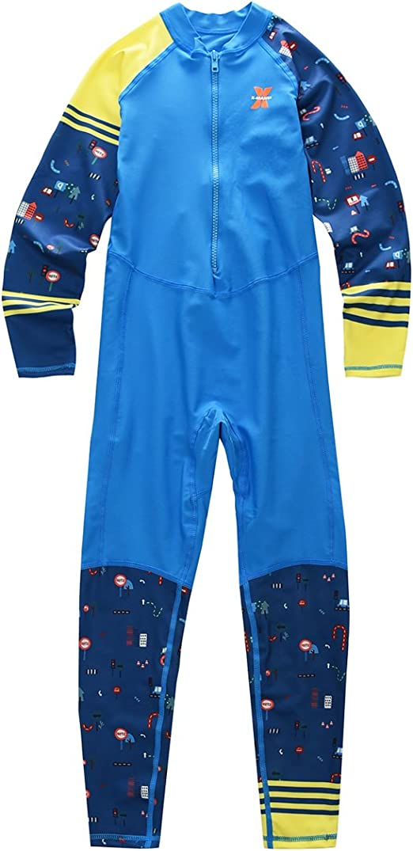 Kids Girls Boys Baby Swimwear Swimsuit Sun suit Sun Protection UV UPF50+