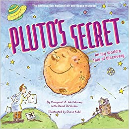 Image result for pluto's secret
