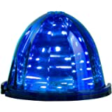 GG Grand General 81955 Blue/Blue Classic Watermelon 18 LED Dual Function Sealed Turn/Marker Light