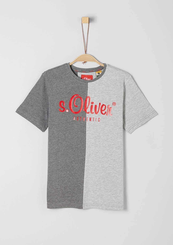 s.Oliver Jungen T-Shirt 61.902.32.5560