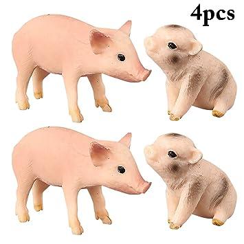 Juguete Para De Cerdo Joyibay Realista Niños Forma Modelo Animal dQxoBeCrW