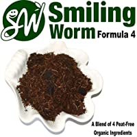Organic Seeds: 2.5 Quarts + Coconut Fibre Dra: Carnivorous Potting Soil Mix: Nepenthes, Pitcher. (Get it in 3-9 Days) by Farmerly