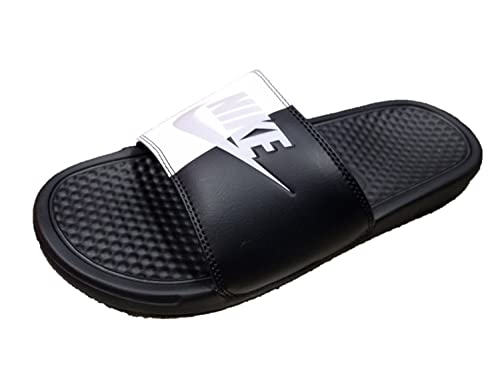 bbc405f85a6dc Nike Womens Benassi JDI Print Sandal (5 B(M) US)  Amazon.co.uk ...