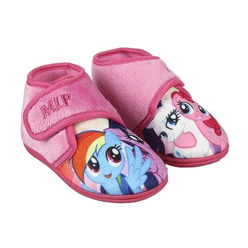 Cerdá My Little Pony, Zapatillas de Estar por casa para Niñas: Amazon.es: Zapatos y complementos