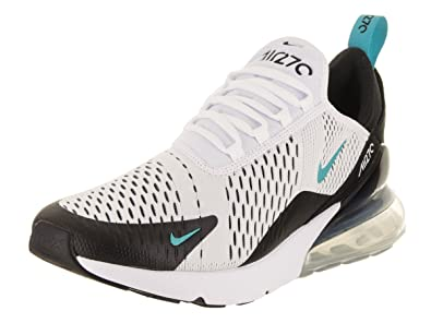 more photos 0770e 3677d NIKE Men s Air Max 270 Black White Dusty Cactus Running Shoe 9 Men US