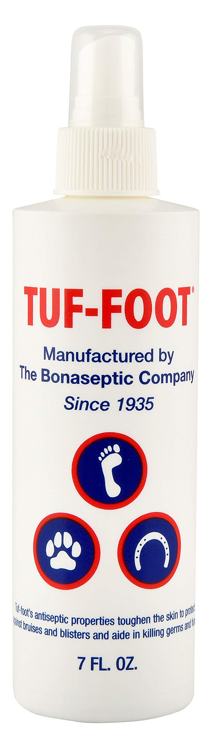 TUF-FOOT Liquid Foot, Hoof and Paw Protection - 7 oz
