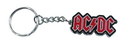 AC/DC Llavero con el Logotipo de AD/CD