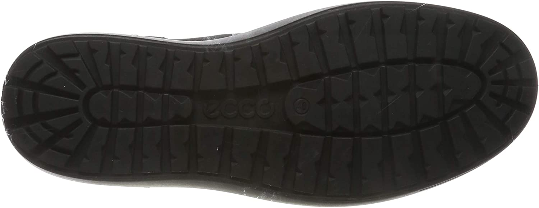ECCO Herren Soft 7 Tred M Sneaker Schwarz Black Black 51052