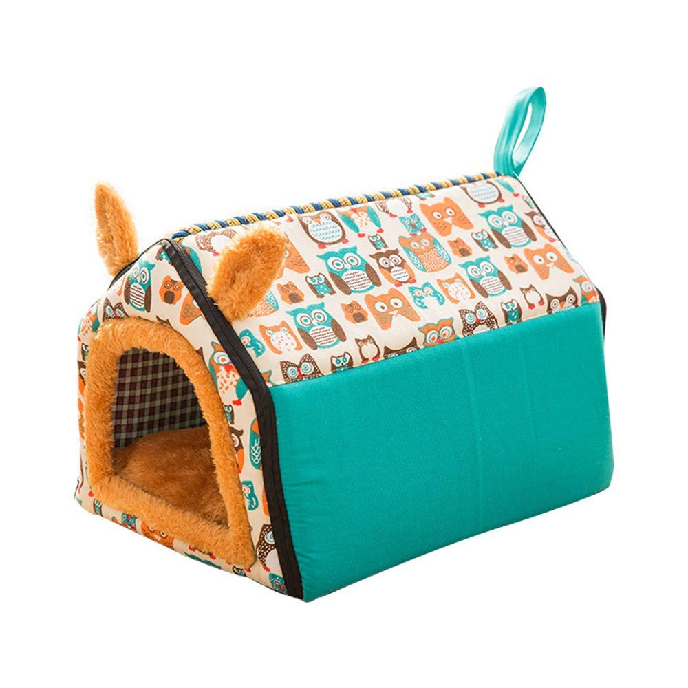 Pet Dog Bed-Best Friends Portable Kennel Indoor Outdoor Removable and Washable pet Bed Small Dog Medium Dog Puppies Supplies Four Seasons Universal