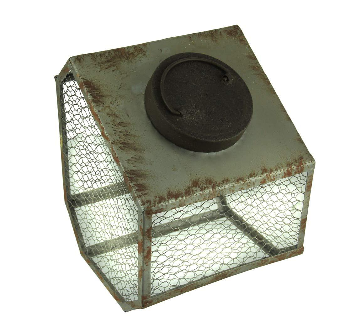 Amazon.com: Caja de almacenamiento de malla de alambre de ...