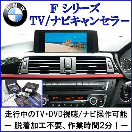 BMW Fシリーズ TV/ナビキャンセラー [CT-BM1]