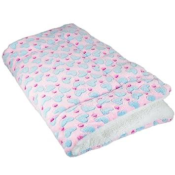Amazon.com: HUALAN colchón para jaula de perro/gato para ...