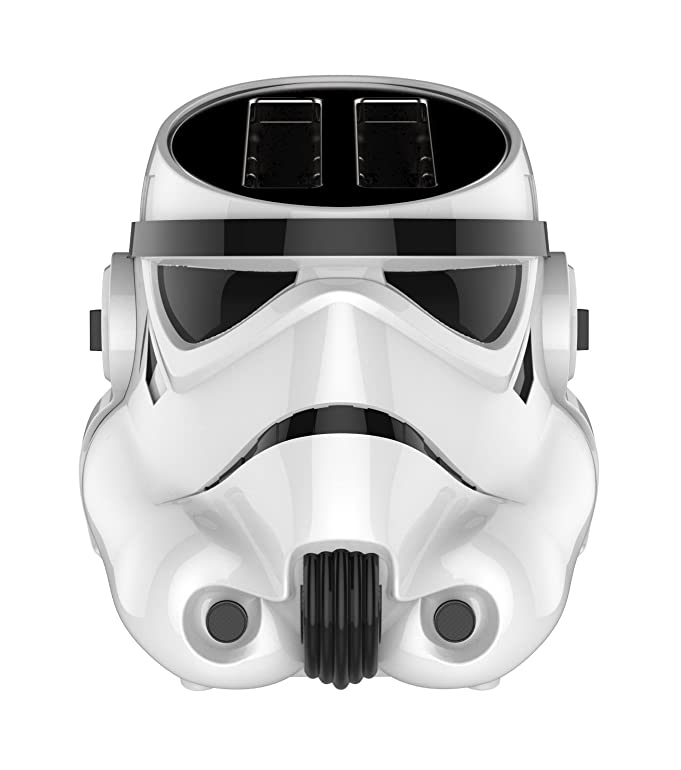 Amazon.com: Star Wars Stormtrooper Toaster: Kitchen & Dining