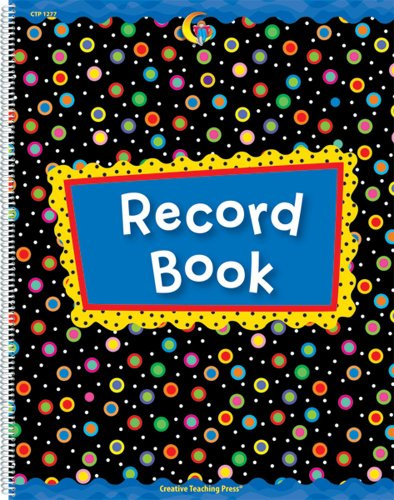 (Poppin' Patterns Record Book (1277))