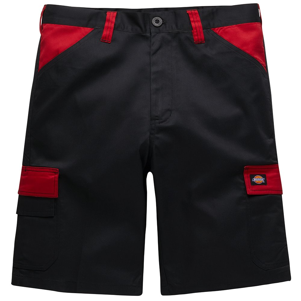 Dickies ED24//7SH Everyday Shorts 50 DE Schwarz//Gr/ün