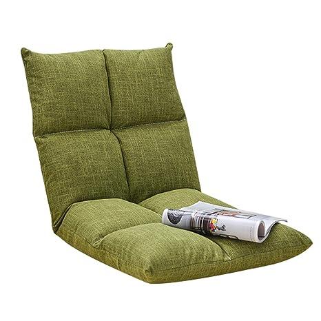 Muebles Sofá Sofá plegable, cojín, silla acolchada para el ...